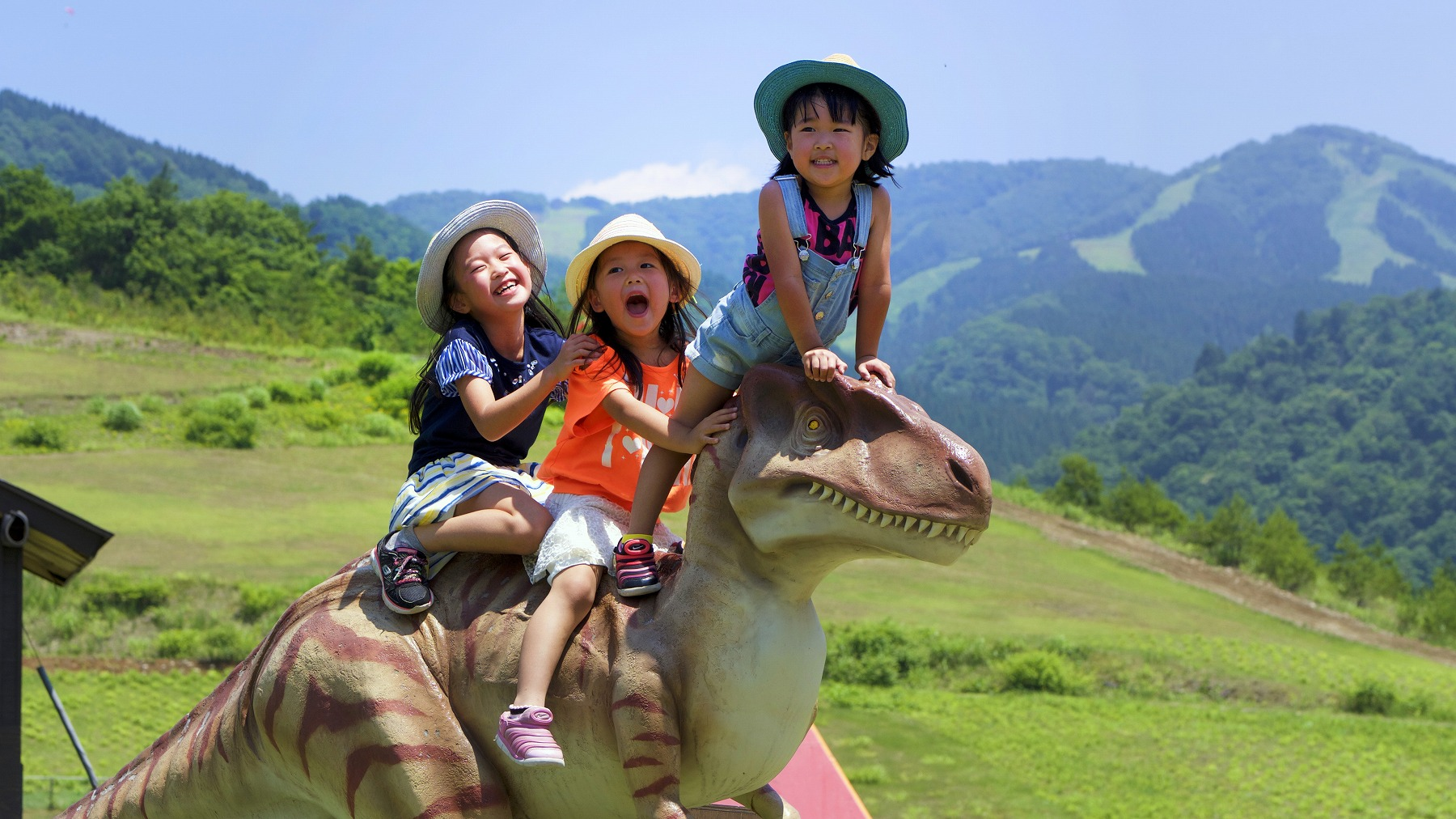 恐竜博物館周辺の見どころ スキージャム勝山