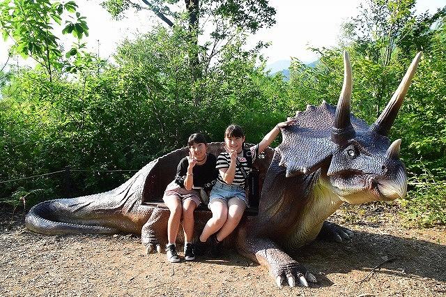 恐竜博物館ディノパーク