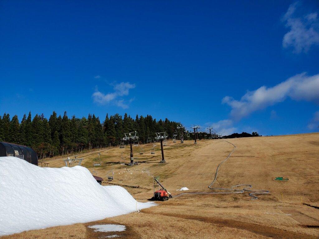 人工造雪機