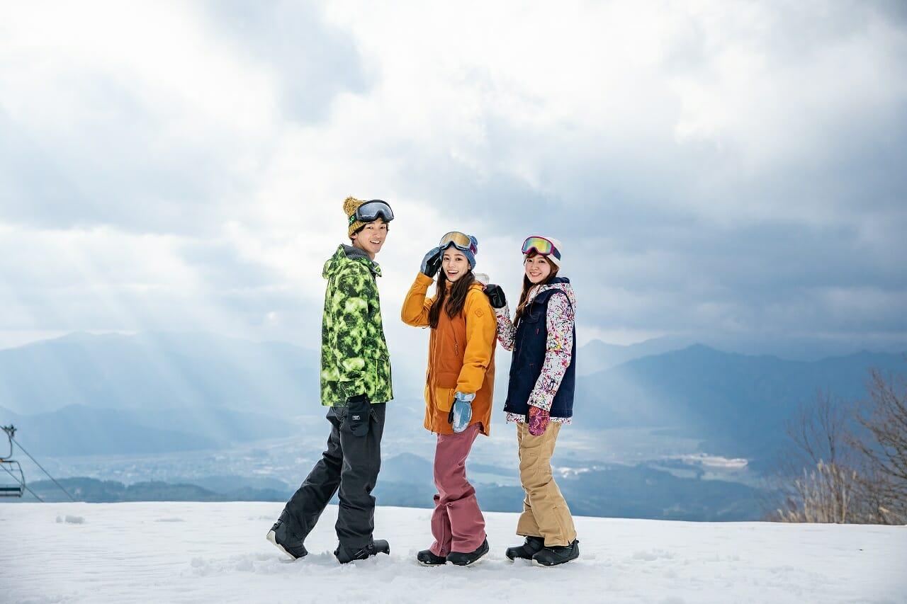 関西でおすすめのレンタルができるスキー場