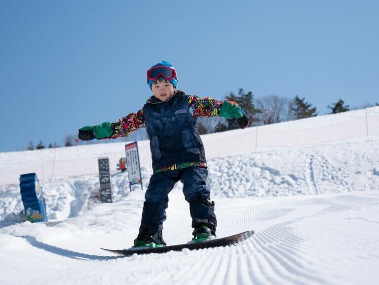 子供のスキー情報