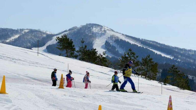 子供スキースキースクール